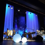 Stage Lighting for a Band