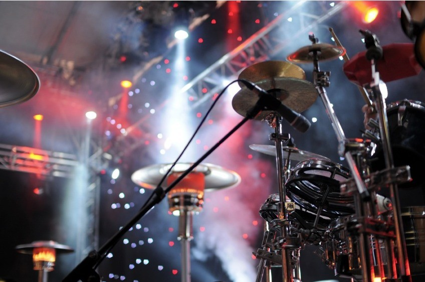 Event Lighting for Musical Performances