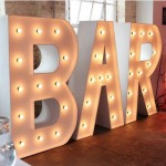Light Up Letters Spelling Bar