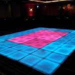 LED Multicoloured Dancefloor