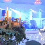 Stage Hire for a Wedding Reception